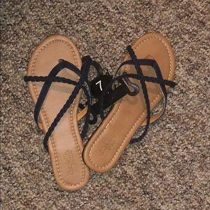 NWOT sandals, never worn!